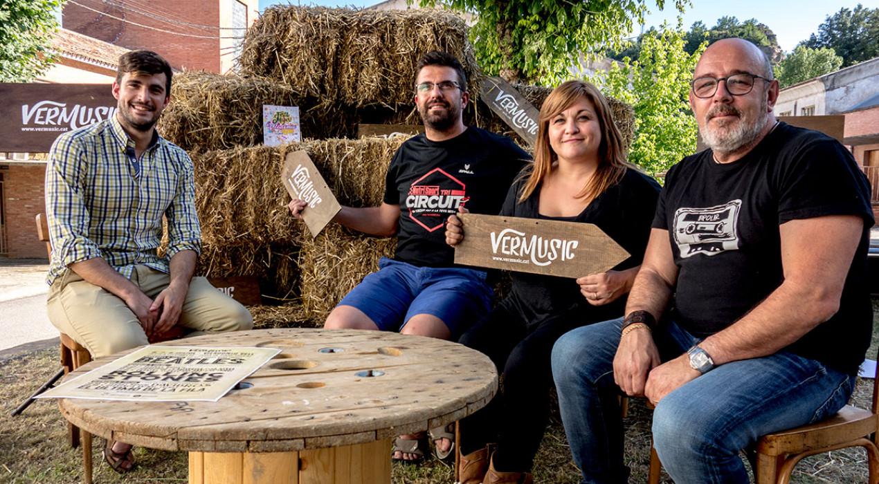 Els vermuts musicals arriben a Viladomiu Vell per celebrar els 150 anys de la colònia