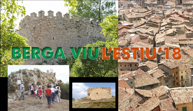 Visita guiada: éssers fantàstics @ Plaça Sant Pere (BERGA)