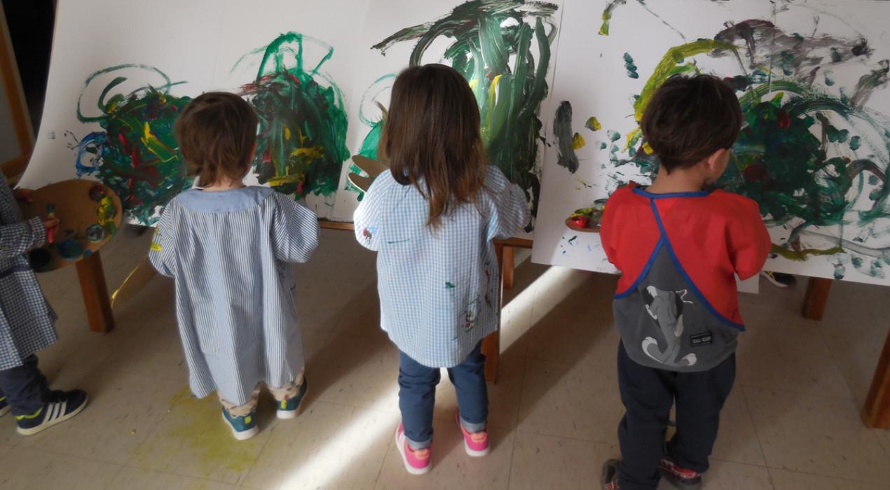 L'Escola Bressol Flor de Neu forma el seu personal docent sobre primers auxilis