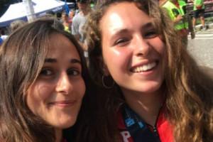 Clàudia Sabata i Laia Gonfaus es proclamen campiones del món a Itàlia