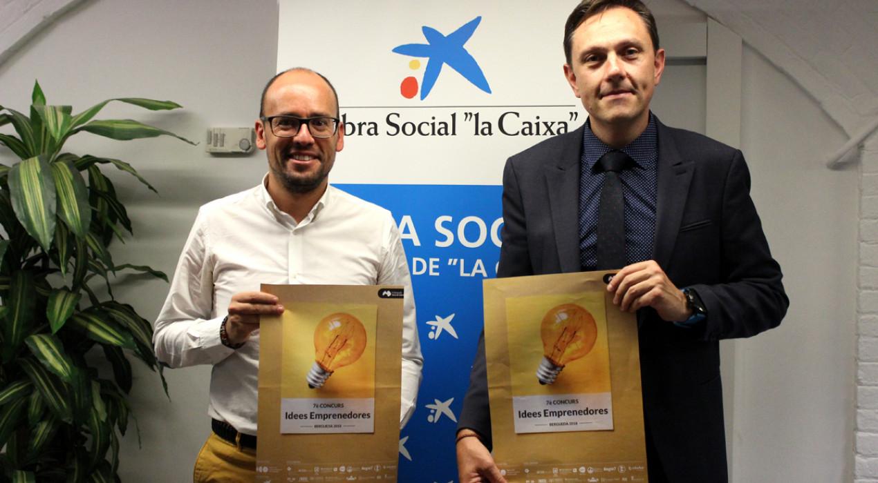 El Concurs d'Idees Emprenedores donarà veu als candidats fent una aposta per un programa setmanal