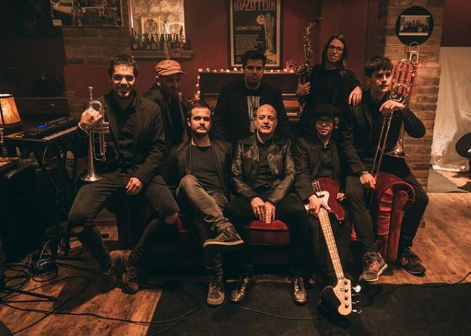 CONCERT Jises & the Funkytechs @ pin Monestir de Sant Llorenç (GUARDIOLA DE BERGUEDÀ)