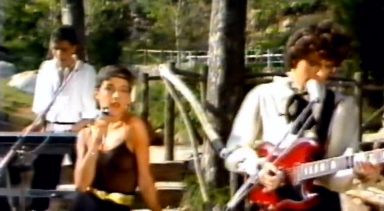 La Font Negra, escenari d'un dels videoclips de Mecano