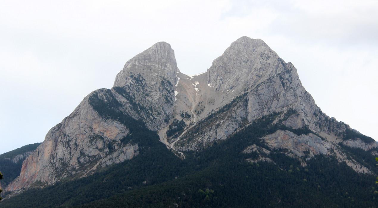 El Pedraforca, la Gallina Pelada i el Comabona, entre els cims que conformen iniciativa 'Cims per la llibertat'