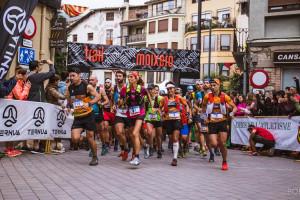 Tina Bes i Andreu Simon triomfen a la cursa gran del Trail del Moixeró