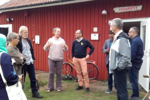 El Consell Comarcal visita Suècia per conèixer el sistema d'acollida de refugiats