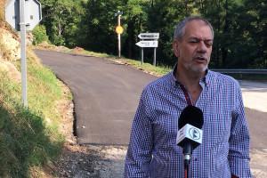 El Consell Comarcal actua en una dotzena de camins locals per valor de 290.000 euros