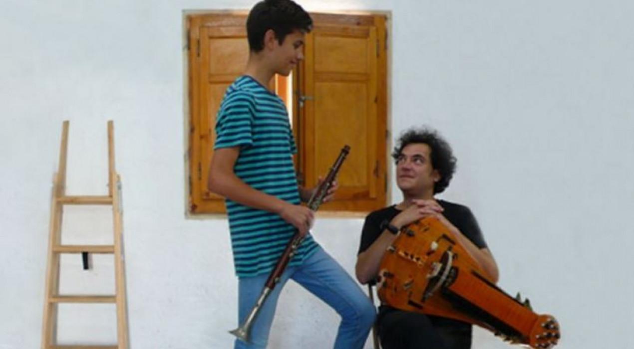 Concert de Marc i Quirze Egea