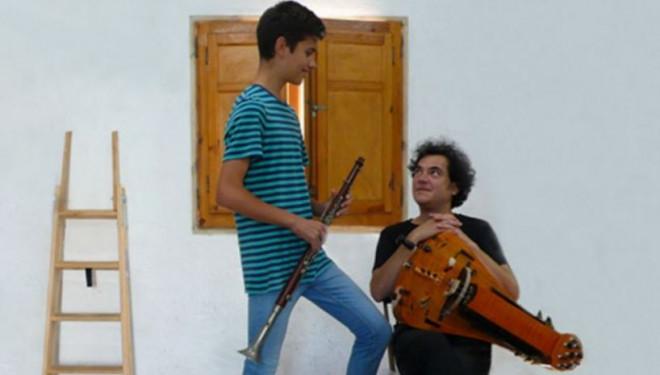 Concert de Marc i Quirze Egea @ L'ERA DE CAPDEVILA DE L'ESPÀ (SALDES)