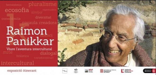 Exposició: Raimon Panikkar: viure l'aventura intercultural @ Biblioteca Ramon Vinyes i Cluet (BERGA)