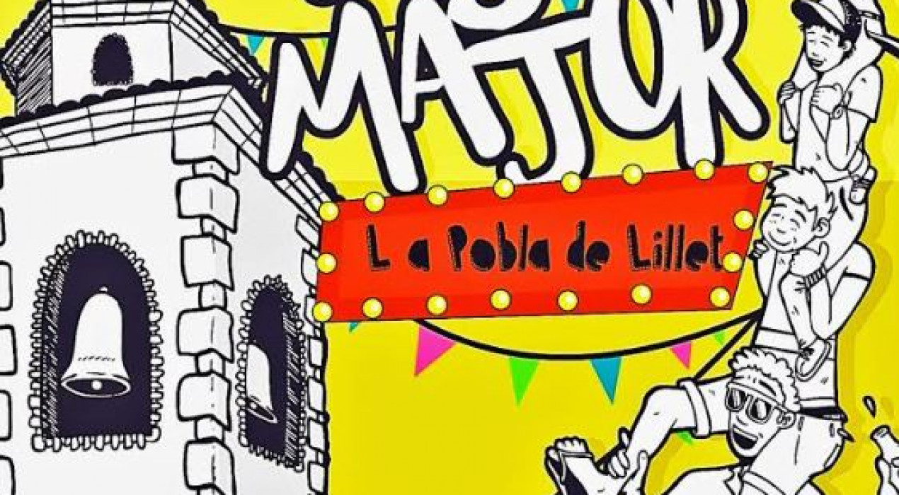 Festa Major de La Pobla de Lillet 2018