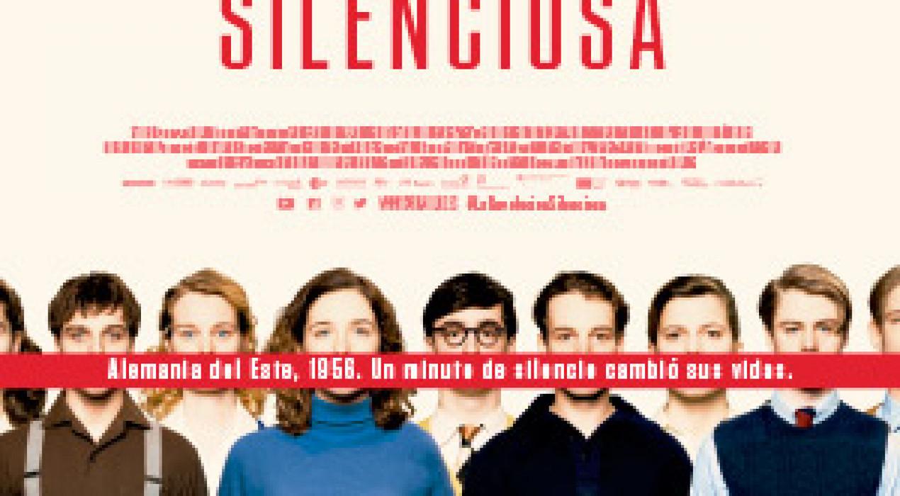 Cinema a Berga: LA REVOLUCIÓN SILENCIOSA