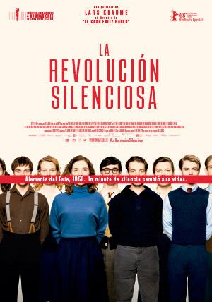 Cinema a Berga: LA REVOLUCIÓN SILENCIOSA @ Teatre Patronat de Berga
