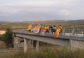 Els 'Ponts per la Llibertat' són cada cop més al Berguedà