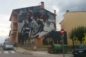 Avià acull un festival d'art urbà que posa sobre la taula els límits entre la via pública i la propietat privada