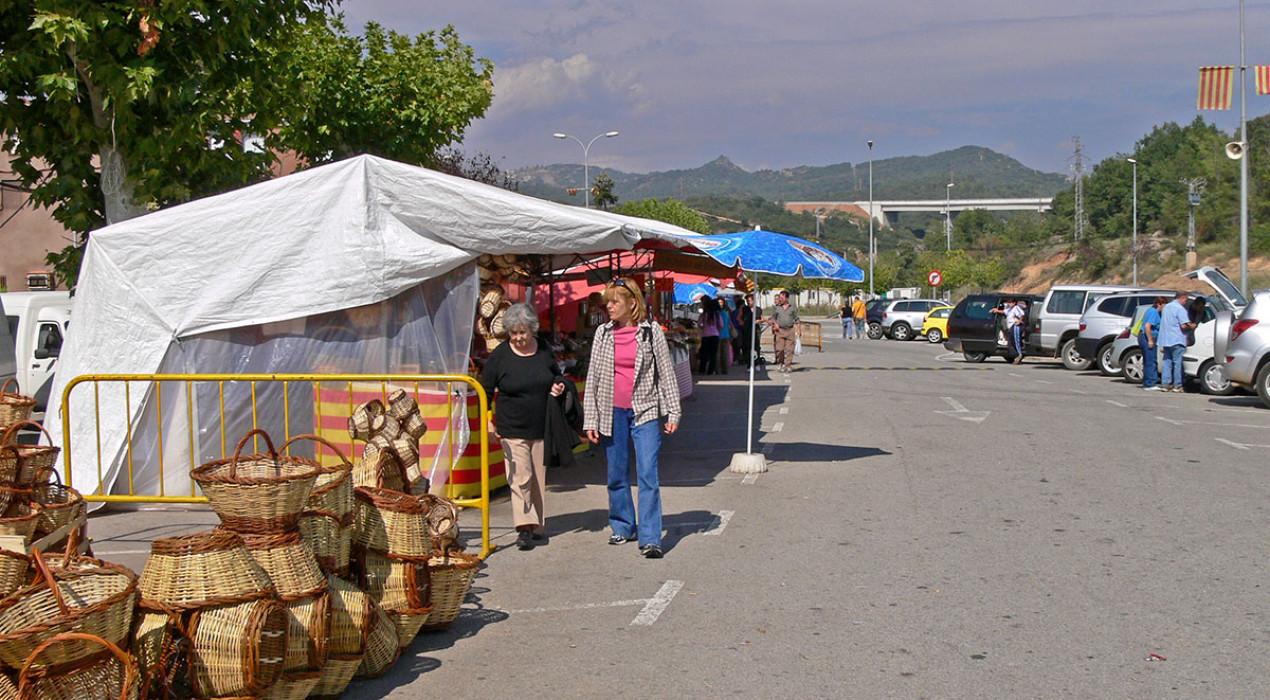 L'Ajuntament d'Olvan suspèn la Festa del Bolet de Cal Rosal per la pandèmia