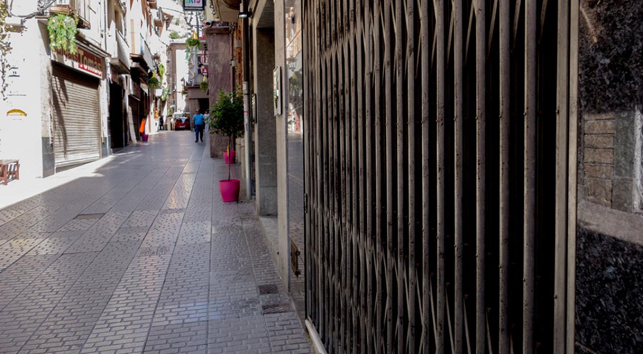 Les botigues del carrer Major reclamen atenció institucional i més aparcaments per sobreviure