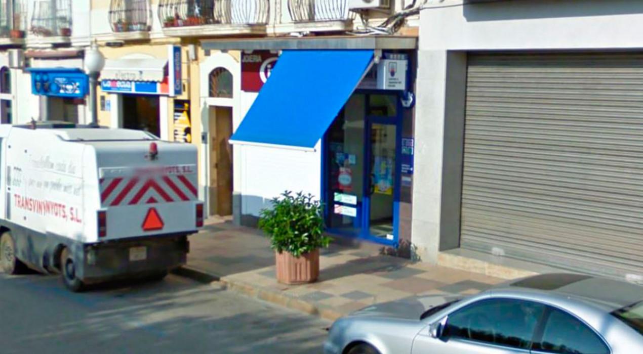 Venut a Gironella un dècim del primer premi del sorteig de la Loteria Nacional