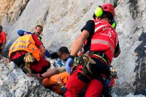 Mor a Astúries un escalador de Cal Rosal, de 43 anys, en caure des d'uns 15 metres