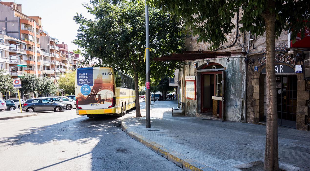 """L'estació d'autobusos de Berga """"va per llarg"""" i no es farà en aquest mandat"""