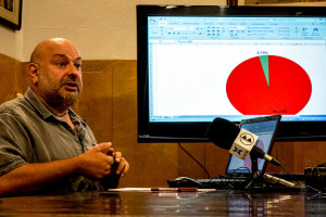 L'Ajuntament de Berga aprovarà el pressupost del 2018 a un mes i mig d'acabar l'any