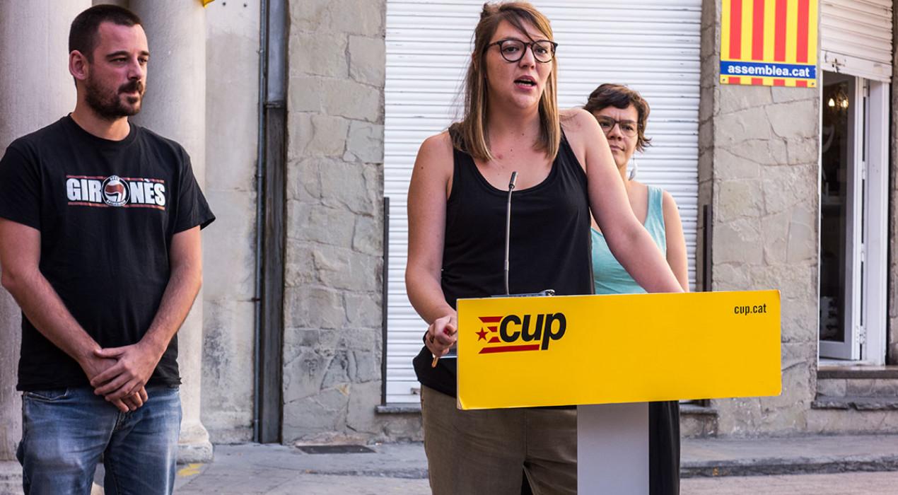 El fiscal arxiva la investigació a Montse Venturós pel seu paper en el referèndum de l'1-O a Berga