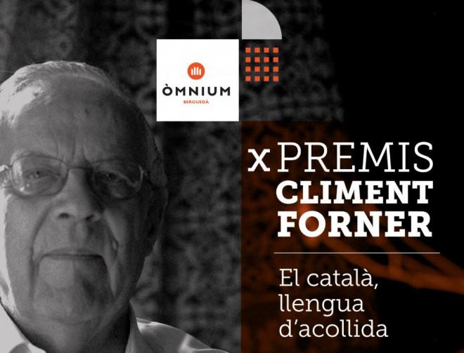 X PREMIS CLIMENT FORNER @ Pavelló de Suècia (BERGA)