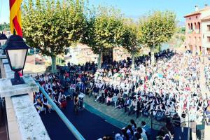 Els solsonins triomfen a Gironella i guanyen els títols d'hereu i pubilla de Catalunya 2018