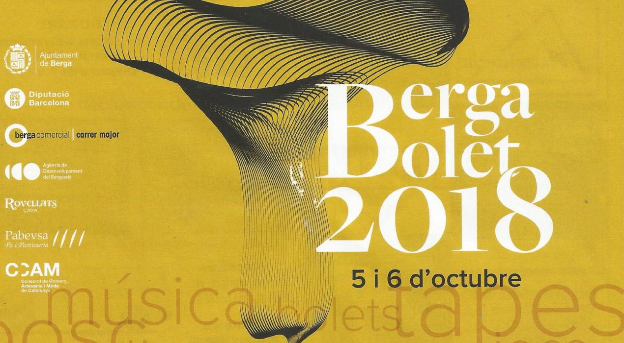 Berga Bolet 2018