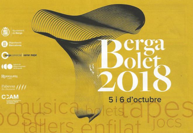 Berga Bolet 2018 @ Berga