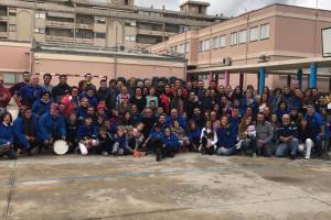 Els Castellers de Berga tanquen a Palma de Mallorca la millor temporada de la seva història
