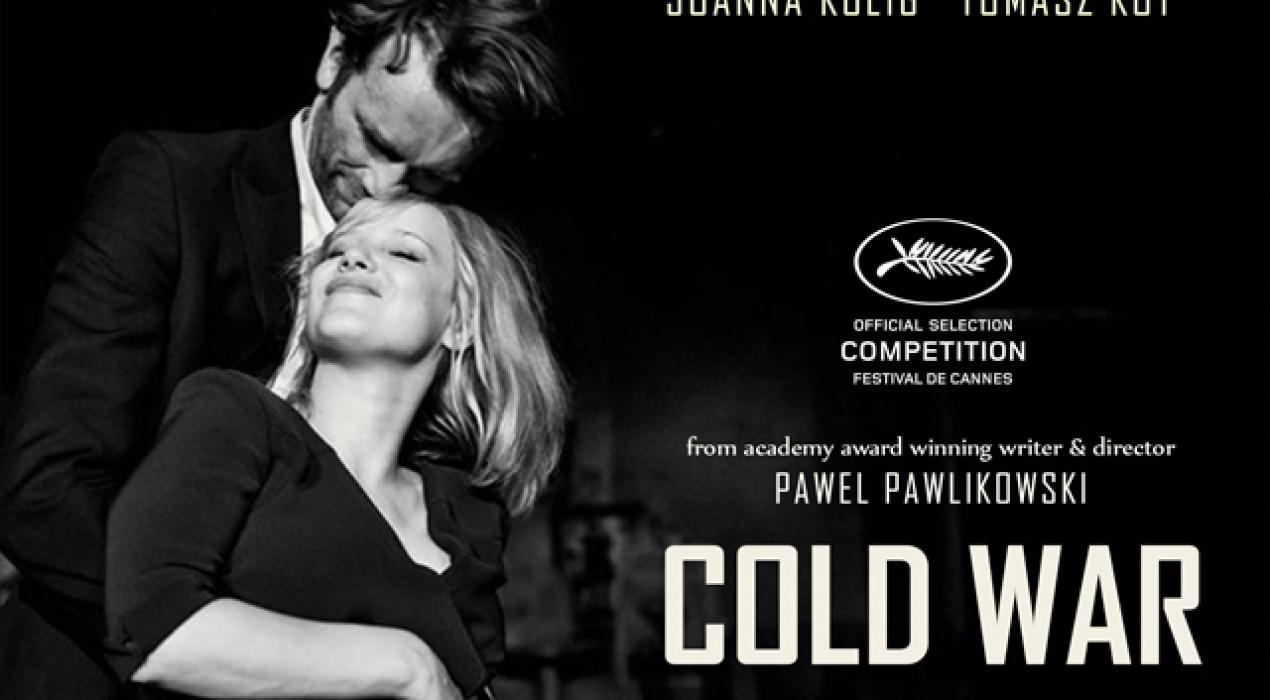 Cinema a Berga: COLD WAR