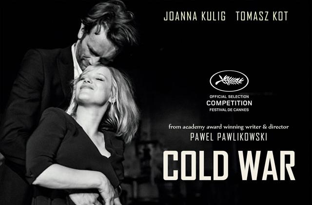 Cinema a Berga: COLD WAR @ Teatre Patronat de Berga
