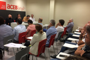Els empresaris de la construcció demanen a l'Ajuntament de Berga que acceleri l'atorgament de llicències d'obra