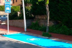 Avià crea la primera àrea de cotxe compartit gratuït de Catalunya