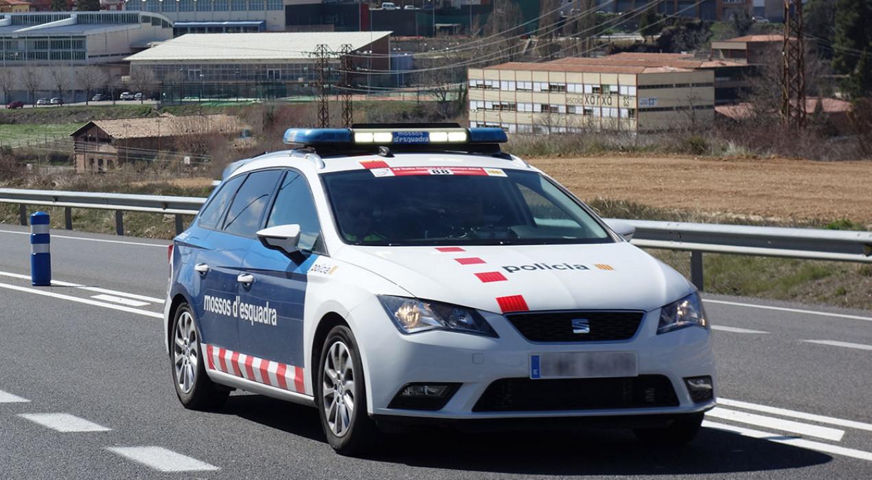 Presó per a un home que circulava en direcció contrària amb una furgoneta robada per la C-16 al Berguedà