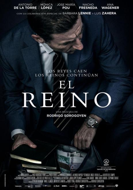 Cinema a Berga: EL REINO @ Teatre Patronat de Berga