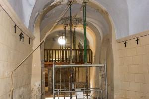 Vilada salva l'església de Santa Magdalena de Gardilans del col·lapse amb una restauració d'urgència