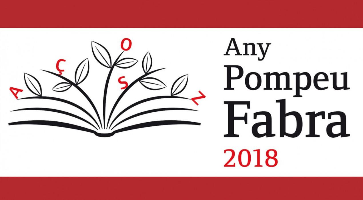 EXPOSICIÓ Pompeu Fabra. Una llengua completa