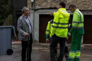 El Consell Comarcal suspèn el porta a porta a l'Alt Berguedà per la nevada