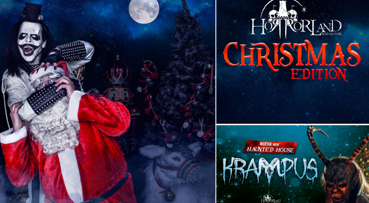 Horrorland Christmas edition
