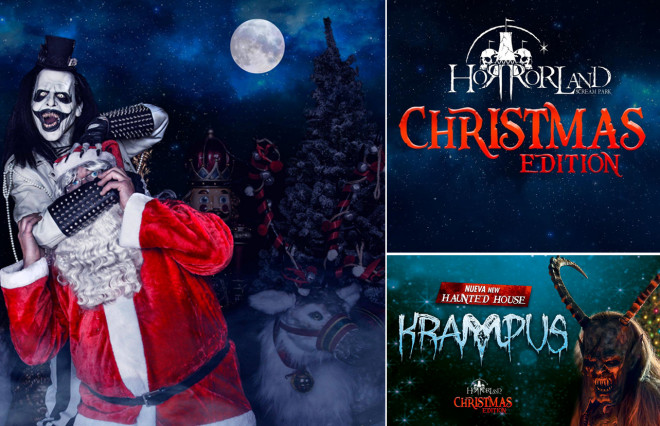 Horrorland Christmas edition @ Cercs