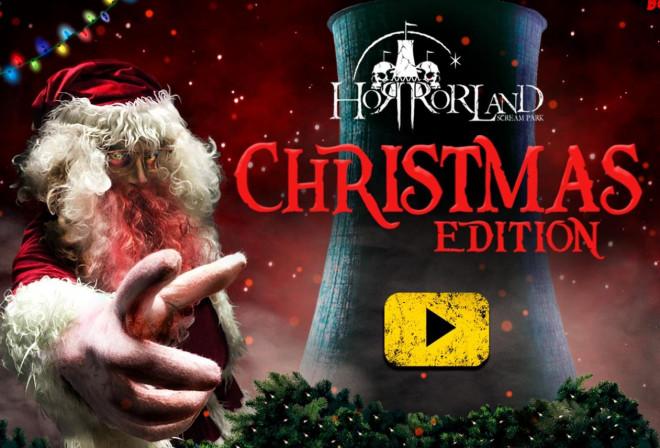 Horrorland Christmas edition @ Cercs