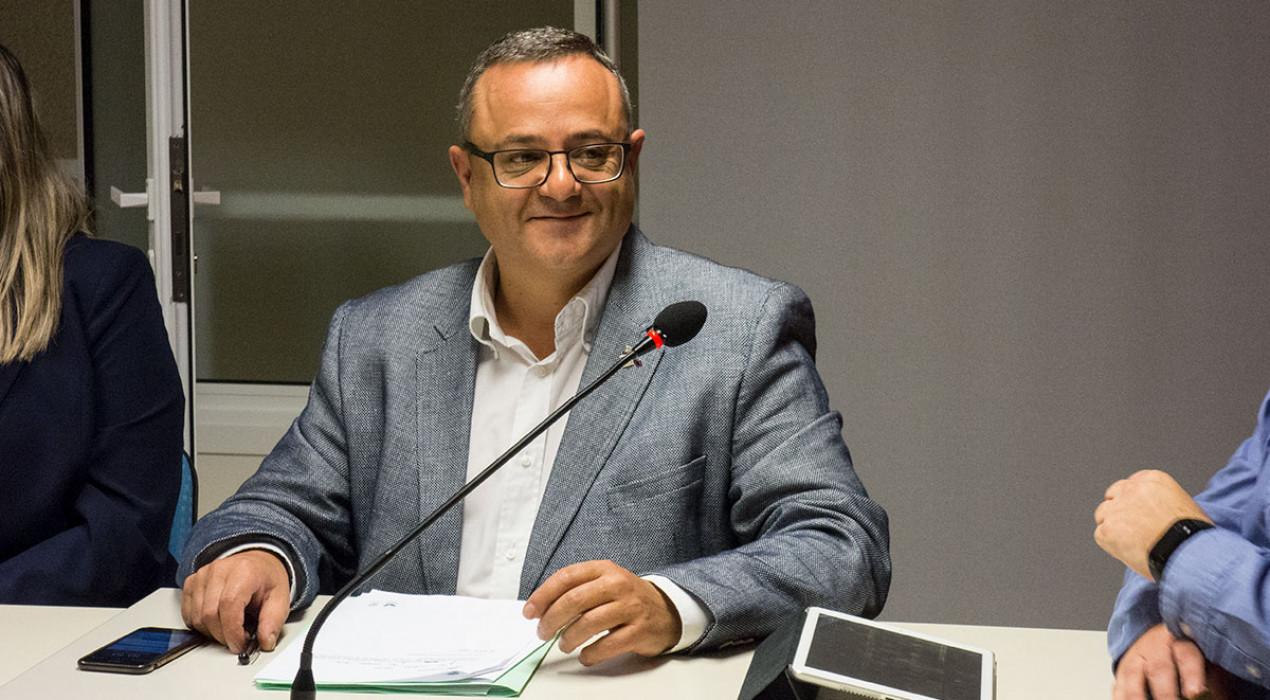 """Josep Lara: """"És precipitat dir que ampliarem el porta a porta a comerços. Hem de veure si és necessari"""""""