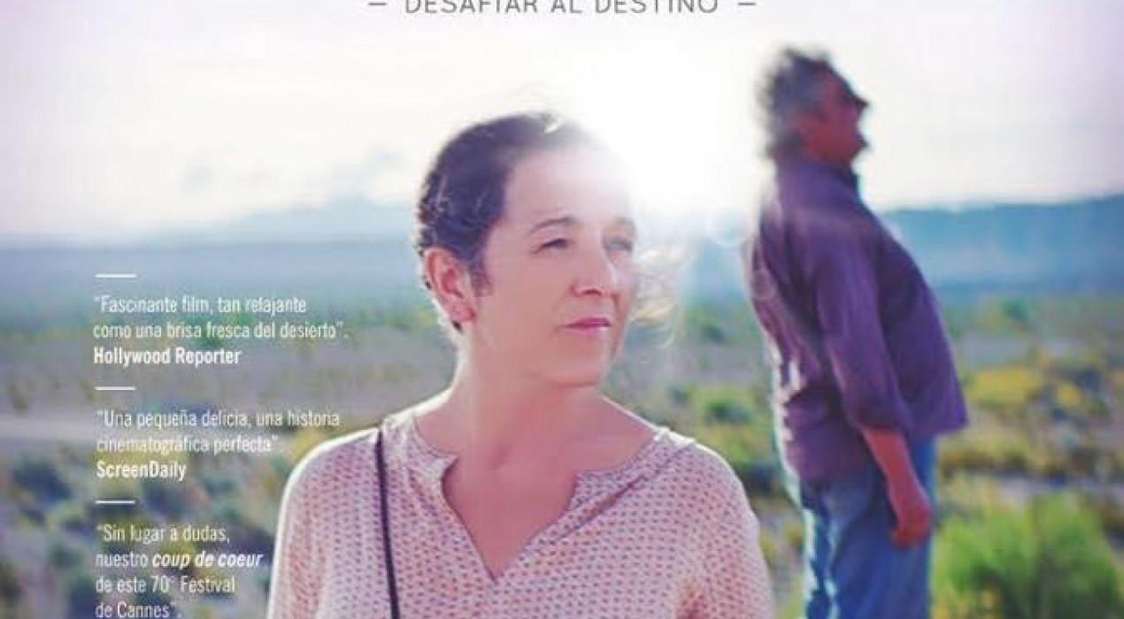 """Cinema a Berga: """"LA NOVIA DEL DESIERTO"""""""