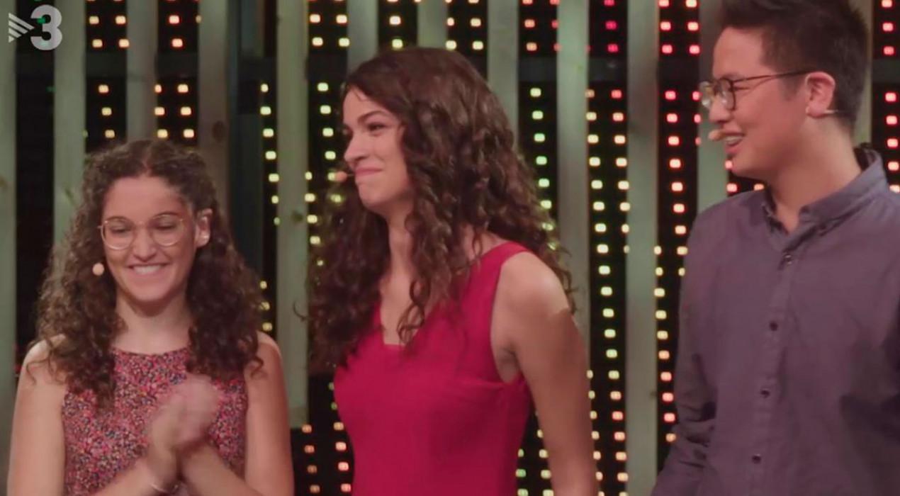 Maria Ripoll, de Bagà, a les semifinals del programa de TV3 que busca el millor orador jove de Catalunya
