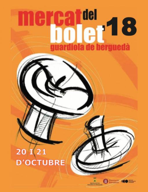 Festa del Bolet de Guardiola de Berguedà 2018 @ Guardiola de Berguedà
