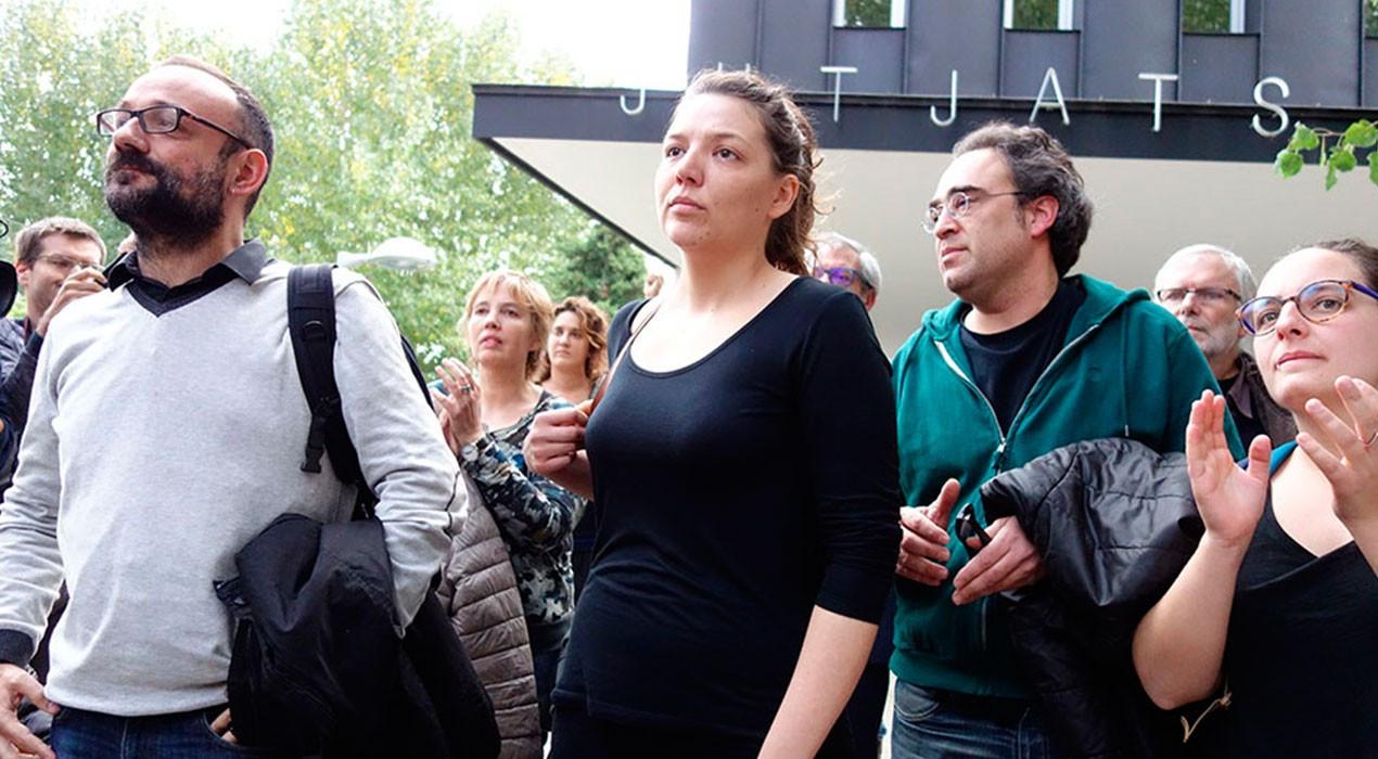 Els càrrecs de confiança de l'Ajuntament de Berga, víctimes col·laterals de la inhabilitació de Venturós