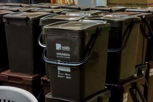 El reciclatge als nou municipis del Berguedà que ja han implantat el porta a porta supera el 70% en només una setmana