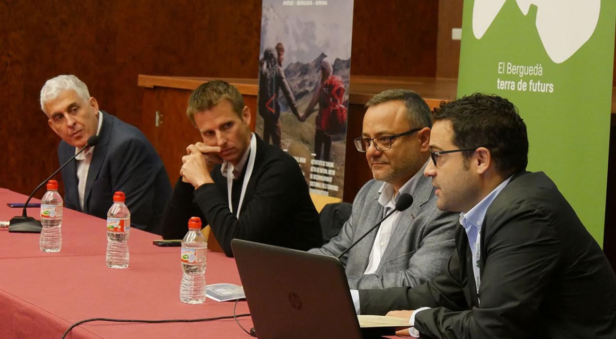El Berguedà potencia les activitats al medi natural amb una inversió de més de mig milió d'euros